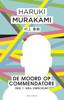 Haruki Murakami - De moord op Commendatore kunstwerk