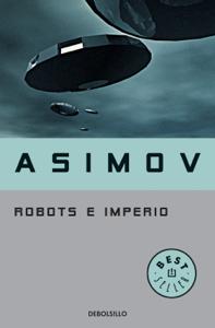 Robots e Imperio (Serie de los robots 5) Book Cover