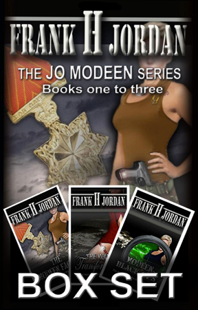 The Jo Modeen Box Set: Books 1 to 3 - Frank H Jordan