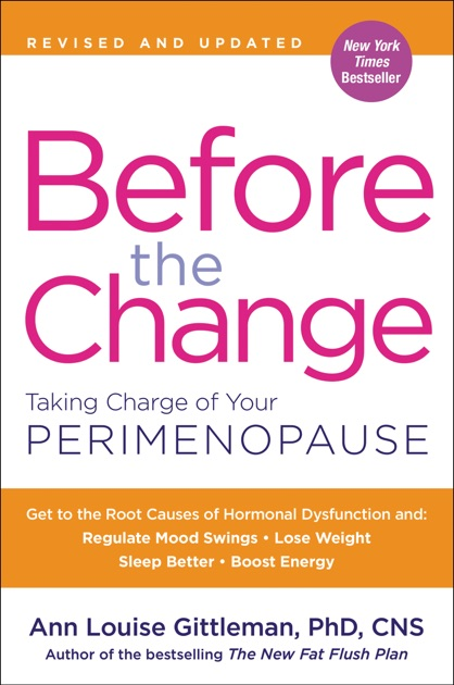 Before The Change By Ann Louise Gittleman On Apple Books
