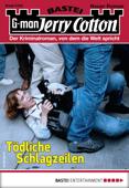 Jerry Cotton 3193 - Krimi-Serie