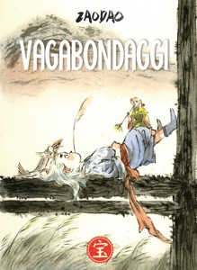 Vagabondaggi Book Cover