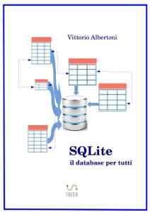 SQLite, il database per tutti Copertina del libro