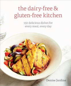 The Dairy-Free & Gluten-Free Kitchen Book Cover