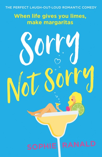 Sorry Not Sorry - Sophie Ranald book cover