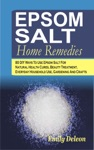 Epsom Salt Home Remedies