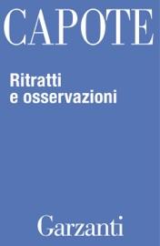 Ritratti e osservazioni PDF Download