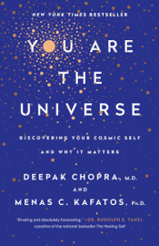 You Are the Universe book