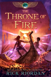 The Throne of Fire (The Kane Chronicles, Book 2) PDF Download
