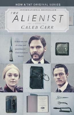 The Alienist - Caleb Carr book