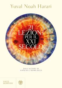 21 lezioni per il XXI secolo Libro Cover