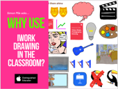 Why use iWork Drawing in the Classroom