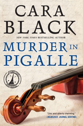 Murder in Pigalle image