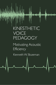 Kinesthetic Voice Pedagogy