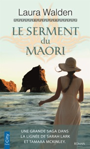 Le serment du Maori par Laura Walden Couverture de livre