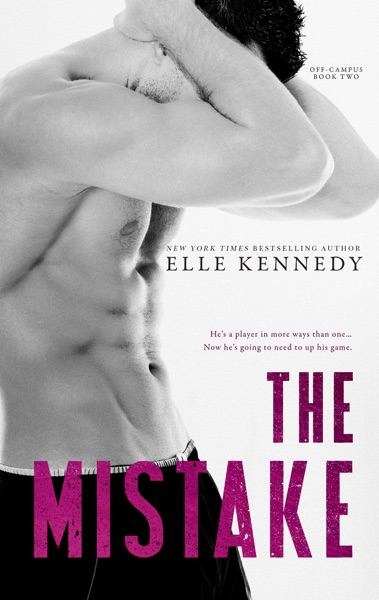 The Mistake - Elle Kennedy book cover