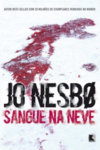 Sangue na neve Book Cover