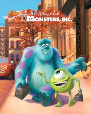 Monsters, Inc. Movie Storybook