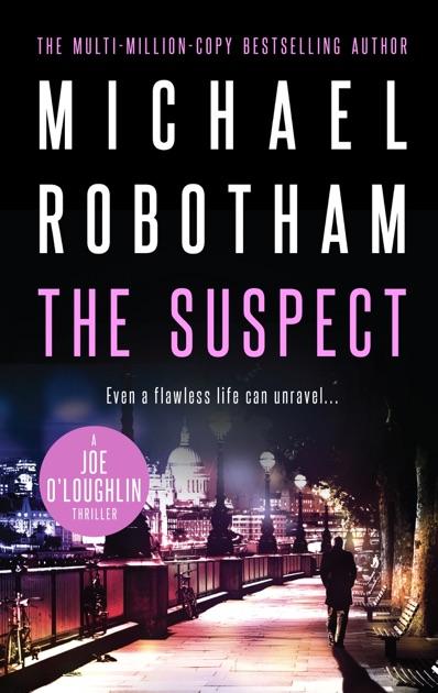 Michael Robotham On IBooks