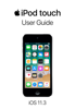 Apple Inc. - iPod touch User Guide for iOS 11.3 artwork