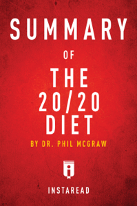 Summary of The 20/20 Diet Boekomslag