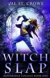 Witch Slap book