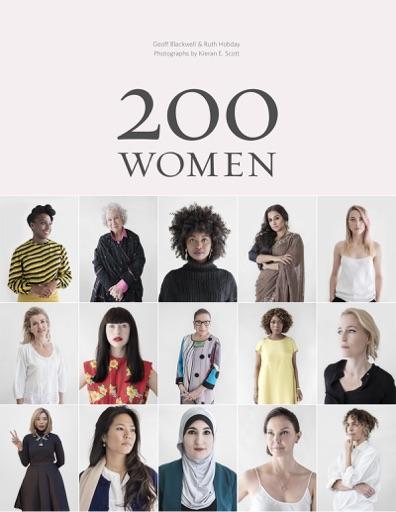 200 Women - Geoff Blackwell & Ruth Hobday