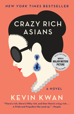 Crazy Rich Asians - Kevin Kwan book