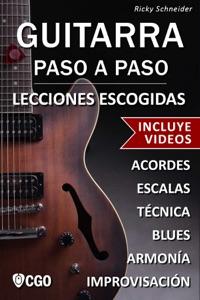 Lecciones Escogidas , Guitarra Paso a Paso Book Cover