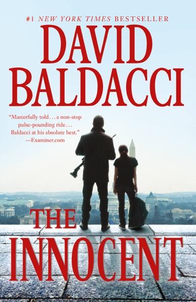 The Innocent - David Baldacci book cover