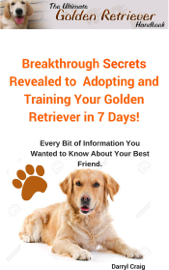 The Ultimate Golden Retriever Handbook book