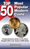 Top 50 Most Popular Modern Coins