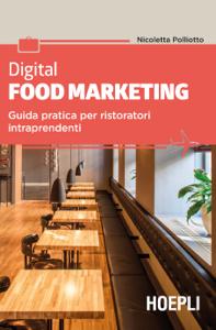 Digital food marketing Libro Cover