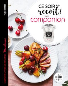 Ce soir on reçoit avec Companion Libro Cover