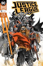 Justice League (2018-) #10 book