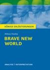 Brave New World - Schne Neue Welt Knigs Erluterungen