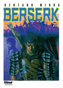 Berserk - Tome 23 La couverture du livre martien