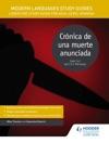 Modern Languages Study Guides Crnica De Una Muerte Anunciada