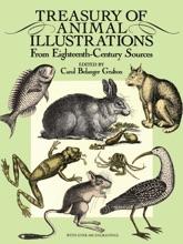 Treasury Of Animal Illustrations