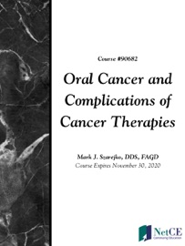ORAL CANCER AND COMPLICATIONS OF CANCER THERAPIES