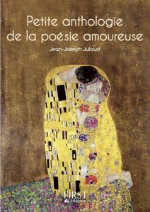 Petit livre de - Petite anthologie de la poésie amoureuse La couverture du livre martien