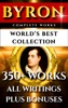 Lord Byron Complete Works – World's Best Collection
