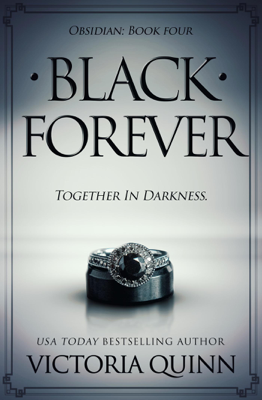 Black Forever - Victoria Quinn book