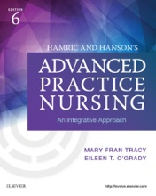 Hamric & Hanson's Advanced Practice Nursing