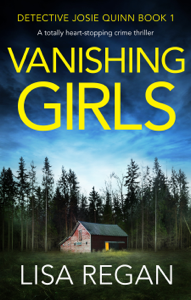 Vanishing Girls Book Cover