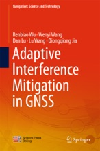 Adaptive Interference Mitigation In GNSS