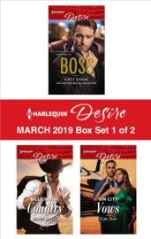 Harlequin Desire March 2019 - Box Set 1 of 2 PDF Download