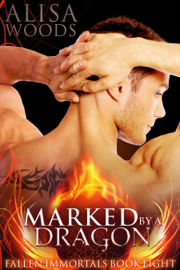Marked by a Dragon (Fallen Immortals 8) book