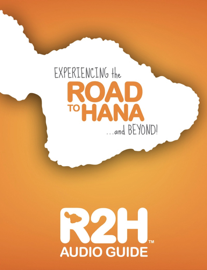 Road to Hana : R2H AUDIO GUIDE book