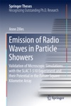Emission Of Radio Waves In Particle Showers